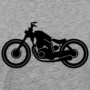 chopper T-Shirts - Men's Premium T-Shirt