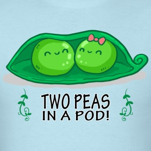 Two Peas in a Pod! T-Shirts - Men's T-Shirt