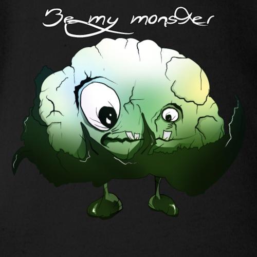 Cool Cauliflower Monster