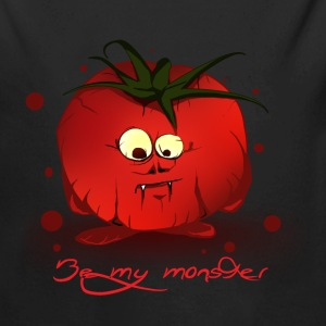 Cool Tomato Monster