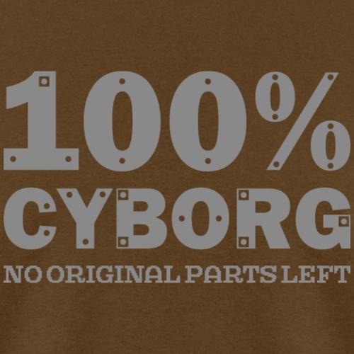 100% Cyborg