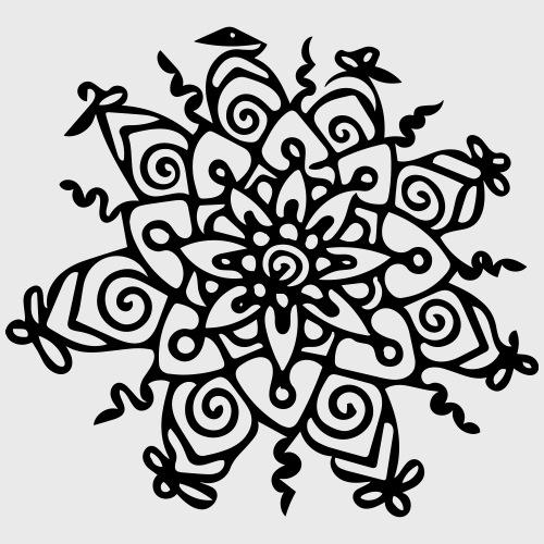original mandala art