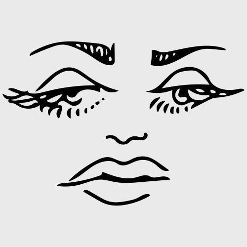 fashion face