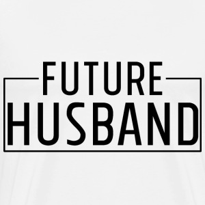 Future Husband - Men's Premium T-Shirt