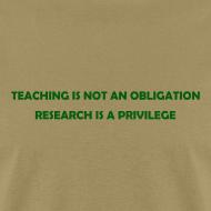 Design ~ Teaching (Men's)