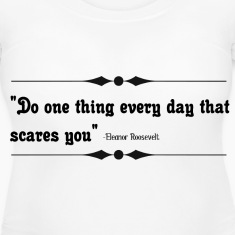 Women's Maternity T-Shirt  Do One Thing Every Day