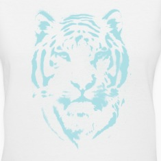 Airbrush Tiger_Blue