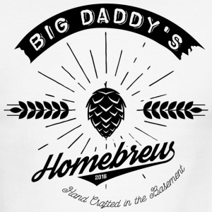Big Daddy's Homebrew - Men's Ringer T-Shirt