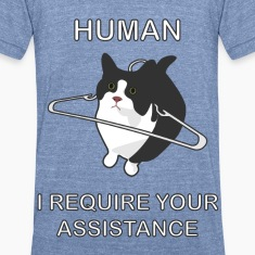 Human, I require your assistance! T-Shirts