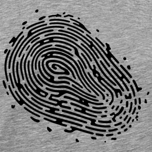 Fingerprint T-Shirts - Men's Premium T-Shirt