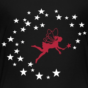 Fairy With Stars 2C Kids' Shirts - Kids' Premium T-Shirt