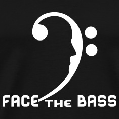 Face The Bass T-Shirts