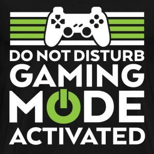 Gamer T-shirt Gaming Mode Activated - Men's Premium T-Shirt