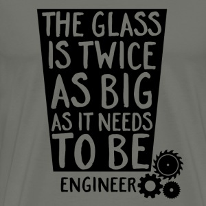 Funny Engineering T-shirt for Engineers - Men's Premium T-Shirt