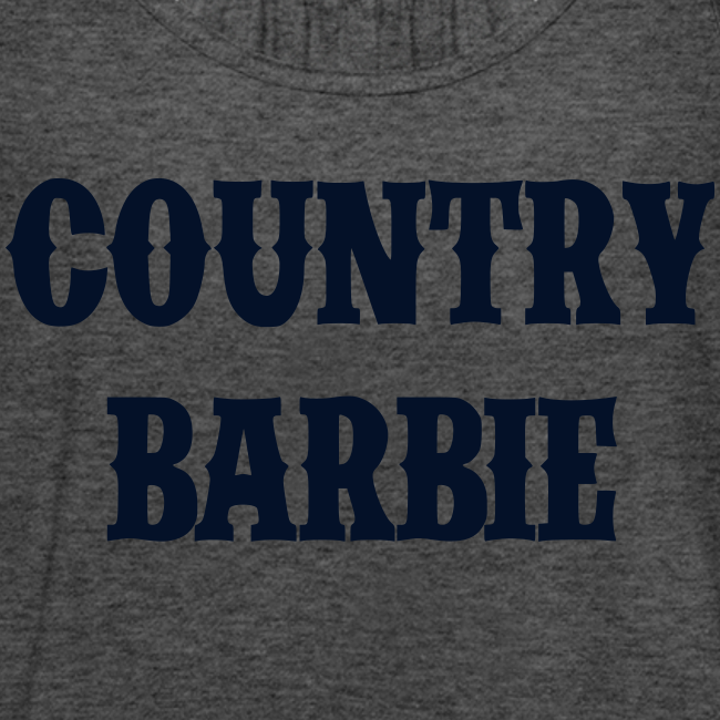 Country Barbie Tank