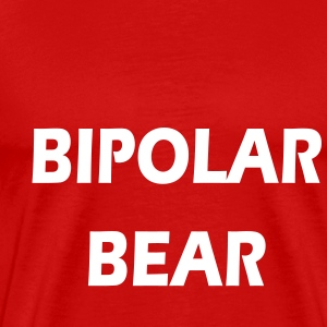 0016 - Bipolar Bear - Men's Premium T-Shirt
