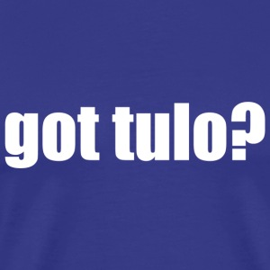 Got Tulo? Men's Shirt (Blue) - Men's Premium T-Shirt