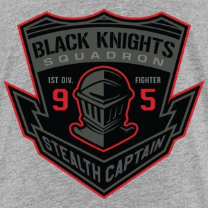 Black Knights - Kids' Premium T-Shirt