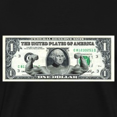 Swole George Washington T-Shirts