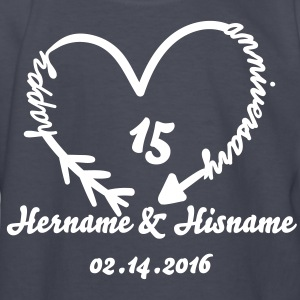 Personalized Anniversary - Kids' Long Sleeve T-Shirt