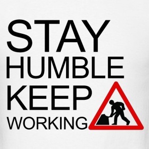 STAY HUMBLE TEE - MEN - Men's T-Shirt