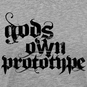 Gods Own Prototype - black T-Shirts - Men's Premium T-Shirt