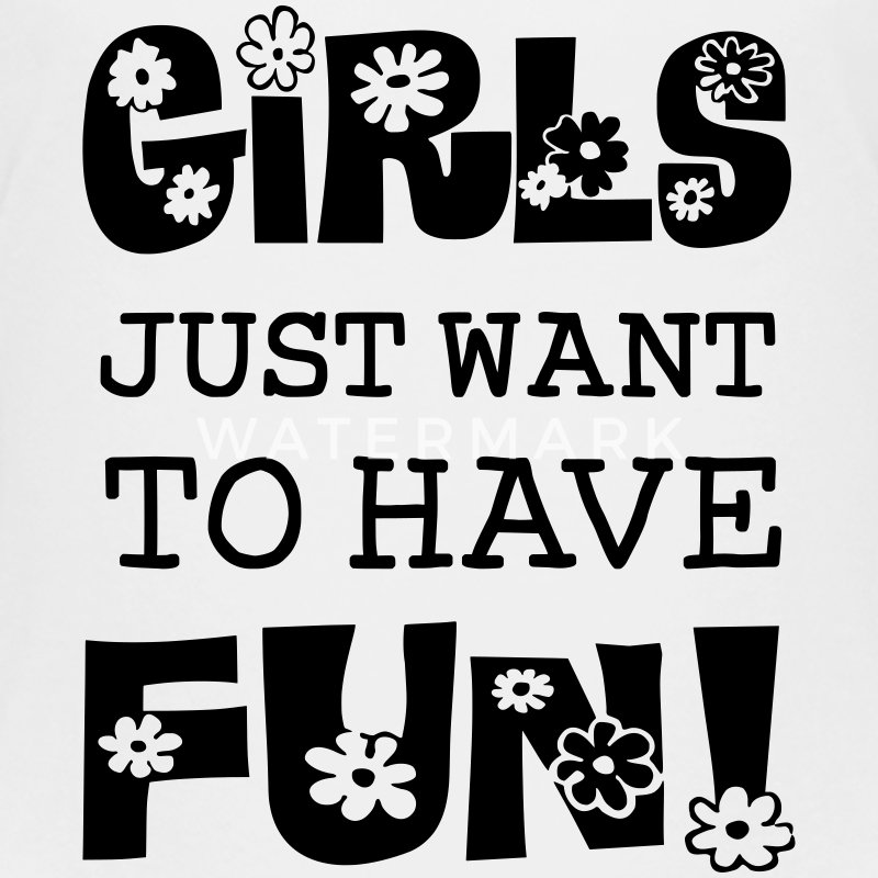 how to play girls just want to have fun