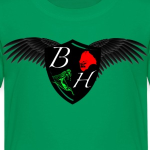 half wing Baby & Toddler Shirts - Toddler Premium T-Shirt