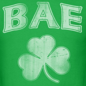 Bae Irish Shamrock T-Shirts - Men's T-Shirt
