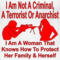 I Am A Women Who Can Protect Her Family