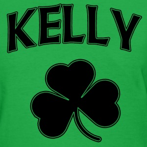 Kelly Irish Shamrock St Patricks Day Women's T-Shirts - Women's T-Shirt