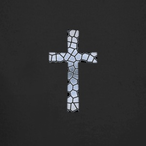 Jesus Christ Cross Baby Bodysuits - Long Sleeve Baby Bodysuit