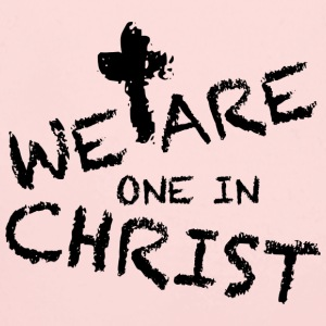We Are One In Christ Baby Bodysuits - Long Sleeve Baby Bodysuit