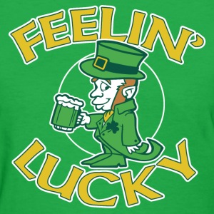 FEELIN' LUCKY Women's T-Shirts - Women's T-Shirt