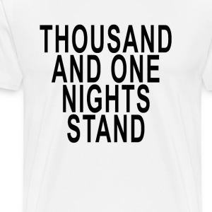 thousand_and_one_nights_stand - Men's Premium T-Shirt