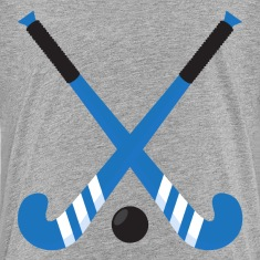 Field Hockey Player Coach Kids' Shirts