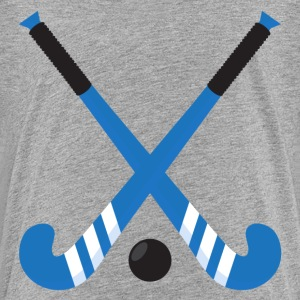Field Hockey Player Coach Kids' Shirts - Kids' Premium T-Shirt