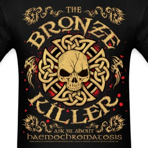 Bronze Killer T Shirt T-Shirts - Men's T-Shirt