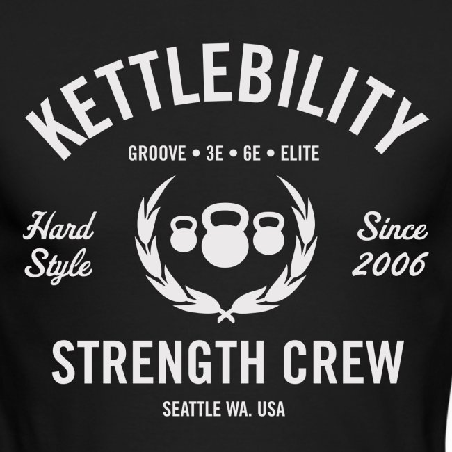 Strength Crew long sleeve [men]