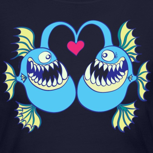 Abyssal Fishes in Love