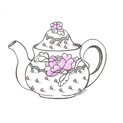 Teapot logo Campaign