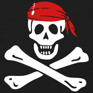 jolly roger pirate Women's T-Shirts - Women's T-Shirt