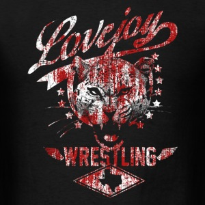 Enjoy Wrestling - Men's T-Shirt