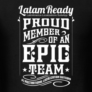 Epic Team - Men's T-Shirt