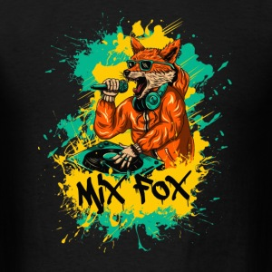 Mix Fox - Men's T-Shirt