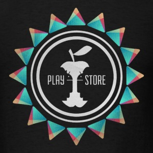 Play Store - Men's T-Shirt