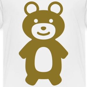 happy teddy bear Kids' Shirts - Kids' Premium T-Shirt