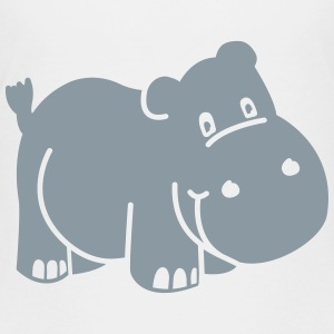 Happy Hippo Kids' Shirts - Kids' Premium T-Shirt