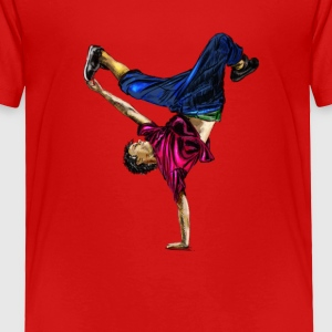 dance Baby & Toddler Shirts - Toddler Premium T-Shirt