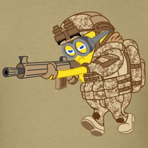 GRU'S OPERATOR - Men's T-Shirt